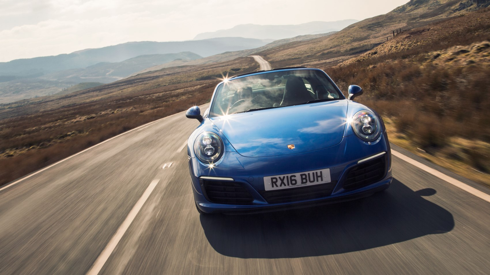 Porsche 911 Targa 4s 2016 Review Car Magazine