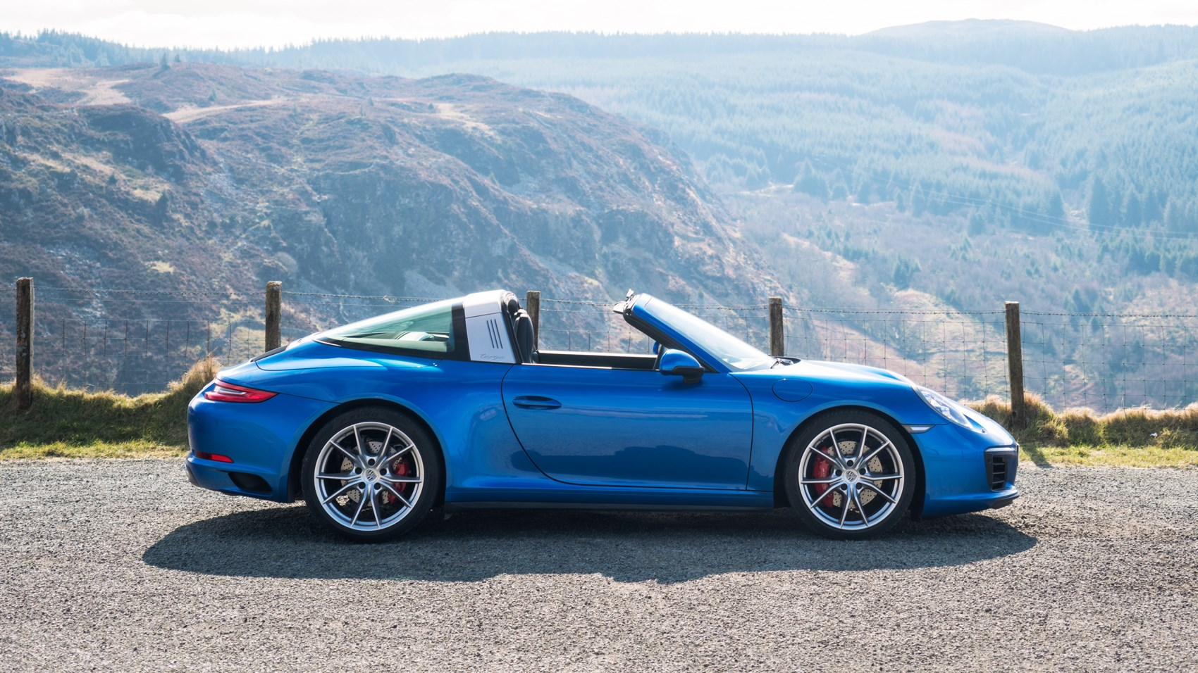 porsche 911 targa 4s 2016 review car magazine. Black Bedroom Furniture Sets. Home Design Ideas