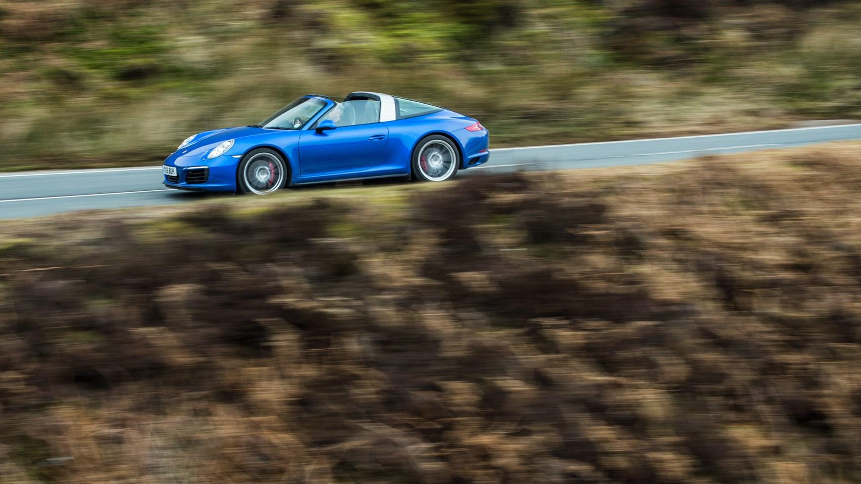 2017 porsche 911 targa 4 manual coupe