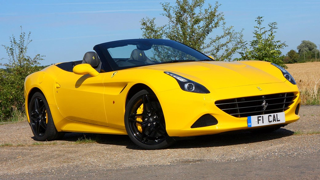 Ferrari California T >> Ferrari California T Handling Speciale 2016 Uk Review Car Magazine