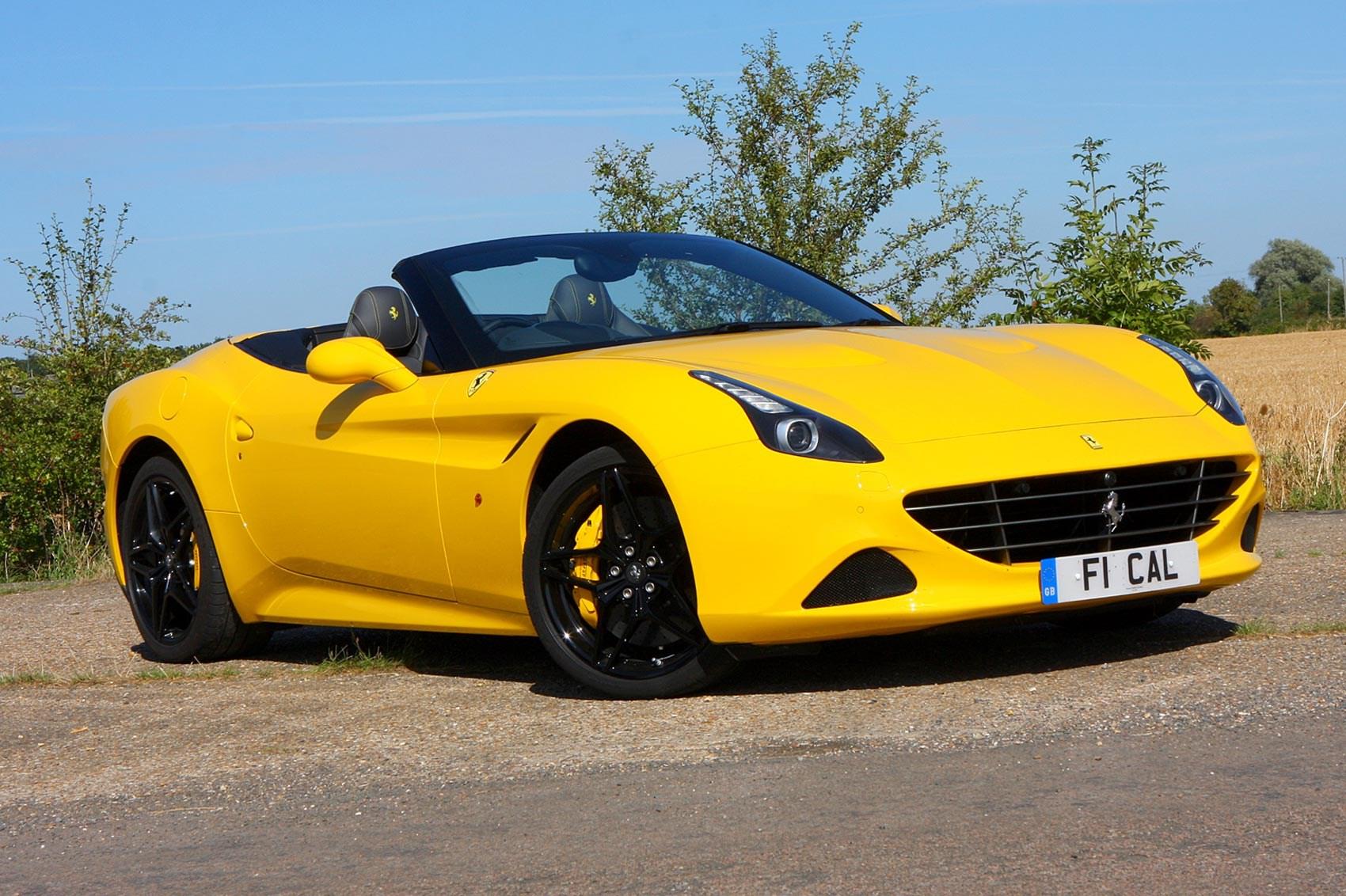 Ferrari California T Handling Speciale (2016) UK review ...