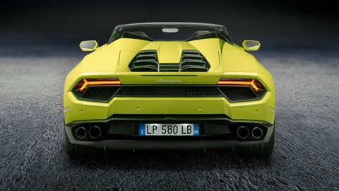 Lamborghini Huracan: supercar clubs can bring within reach