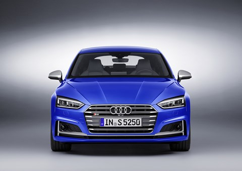 The 2017 Audi S5 Sportback
