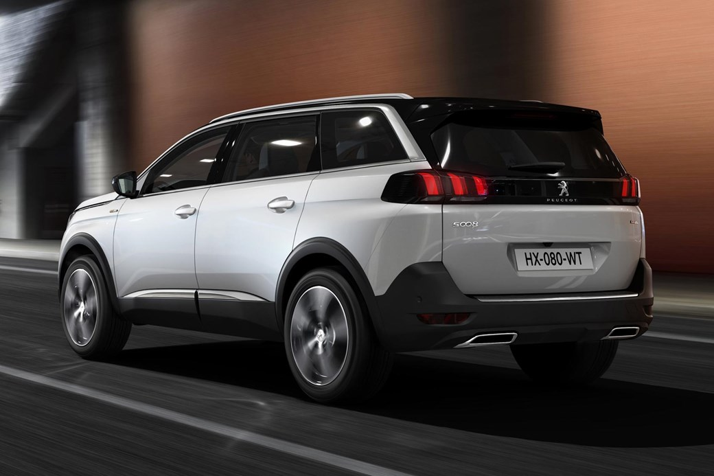 same name, very different face: new peugeot 5008 unveiled | car magazine