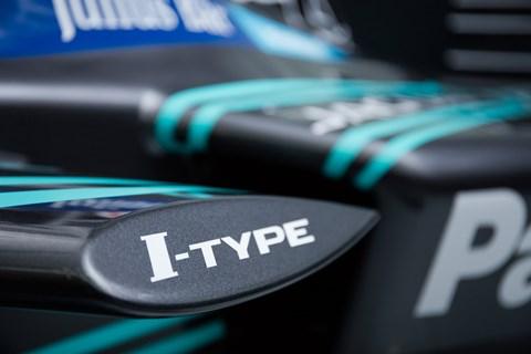 Jaguar I-type: a new name for a new Jag