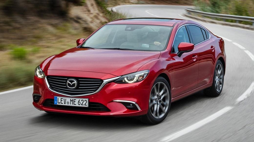 2016 Mazda 6 Review