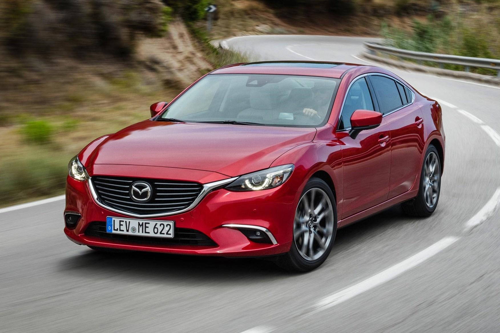 Mazda 6 2018 Facelift U003eu003e Mazda 6 2.2d 150 SE L Nav (