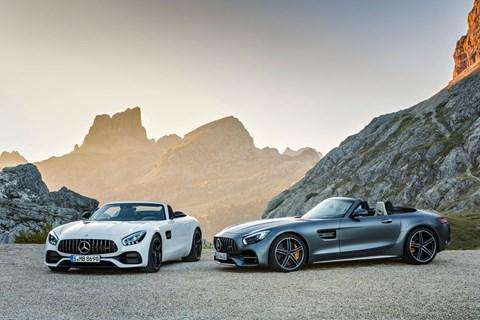 2016 Mercedes-AMG GT C Roadster