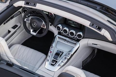 2016 Mercedes-Benz GT C Roadster