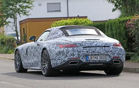 2016 Mercedes-AMG GT C