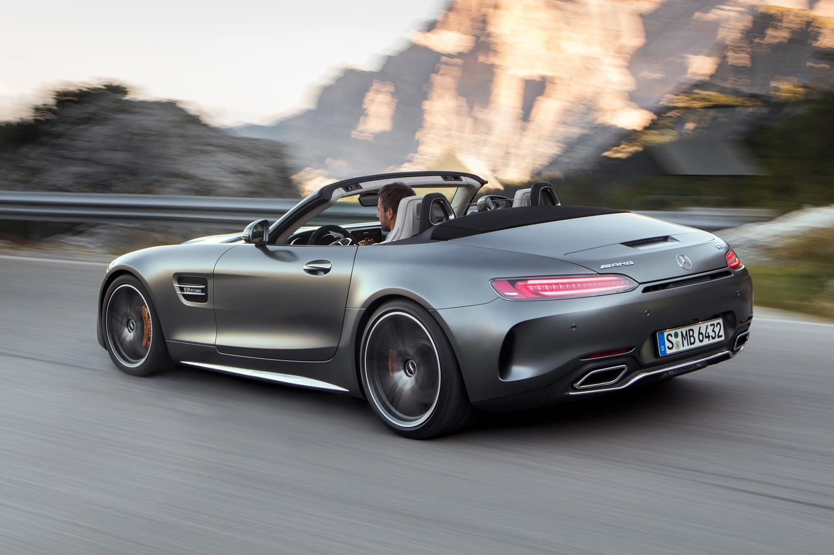 Mercedes amg reveals gt roadster and gt c roadster by car for Mercedes benz amg gt coupe price