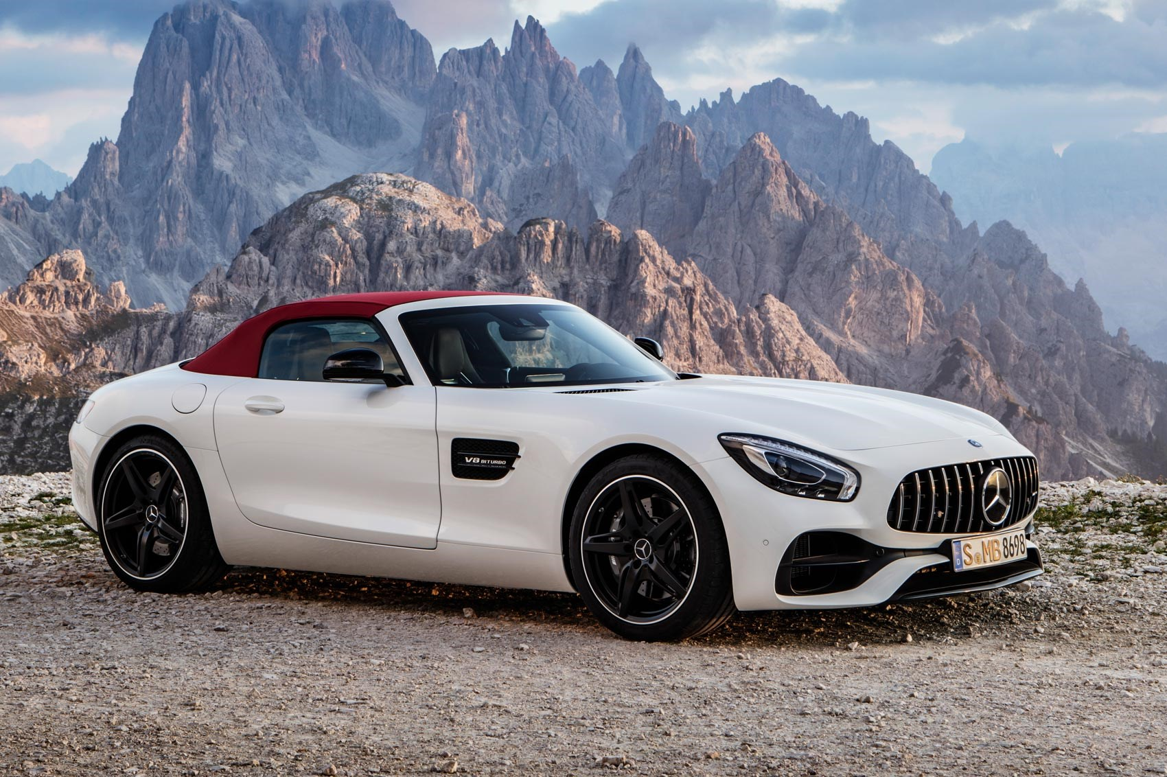 Mercedes-AMG reveals GT Roadster and GT C Roadster | CAR Magazine