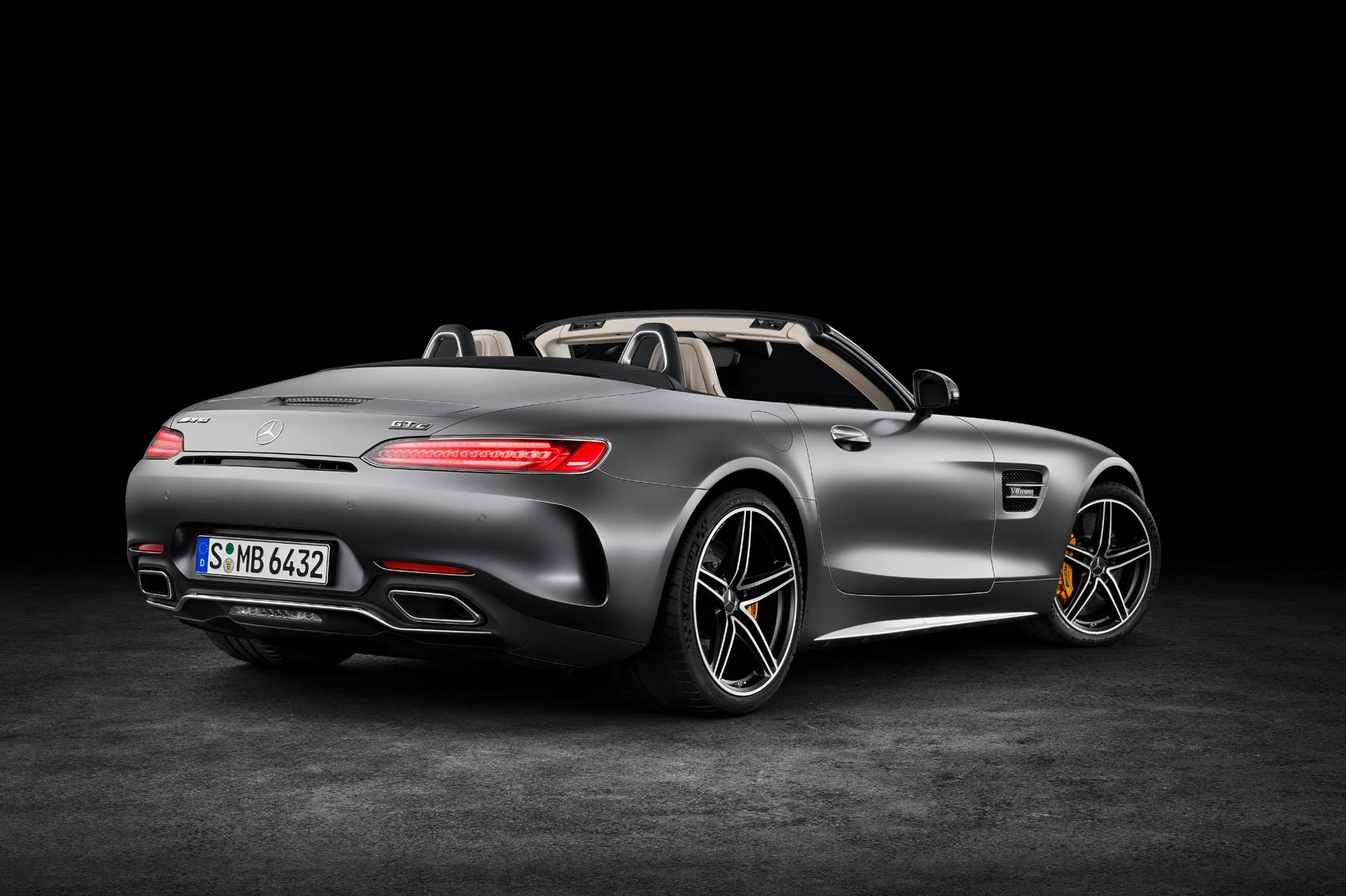 ... 2016 Mercedes AMG GT Roadster And GT C Roadster ...