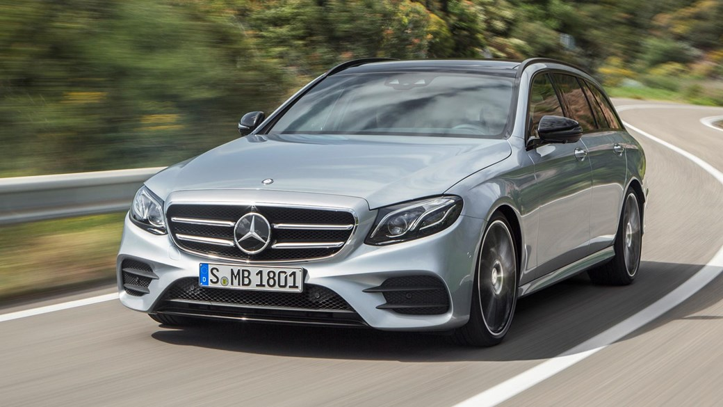 Mercedes Benz E220d Amg Line Estate 2016 Review Car Magazine