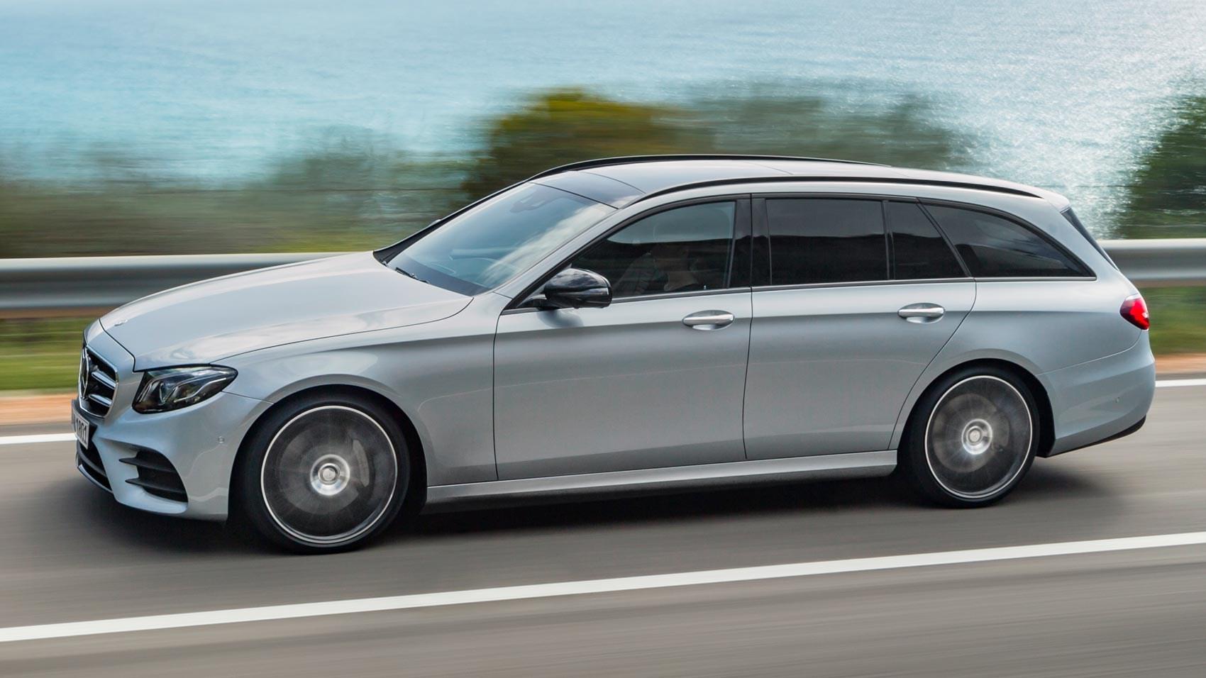 Mercedes Benz E220d Amg Line Estate 2016 Review By Car