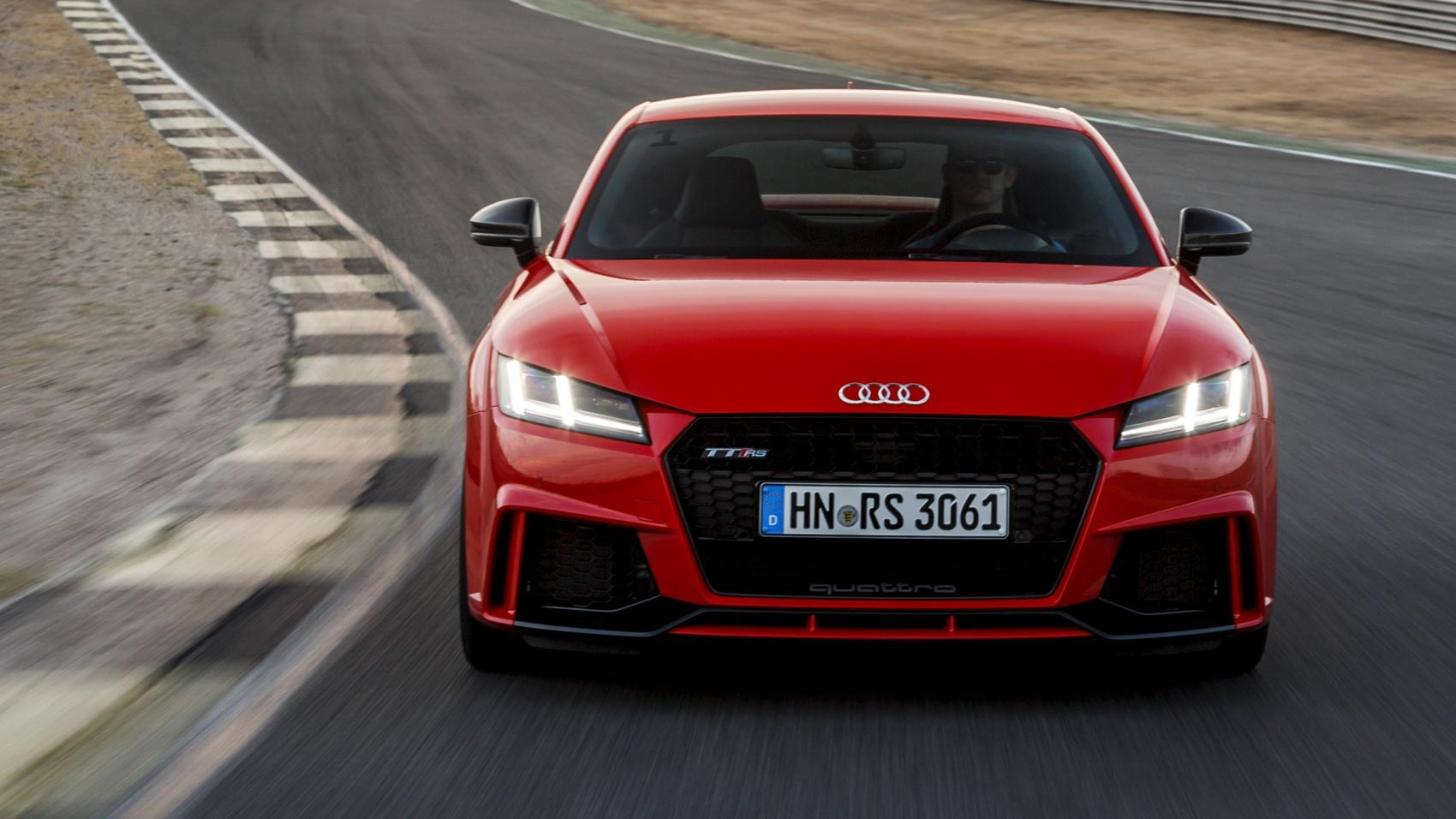 audi tt rs coupe 2016 review car magazine. Black Bedroom Furniture Sets. Home Design Ideas