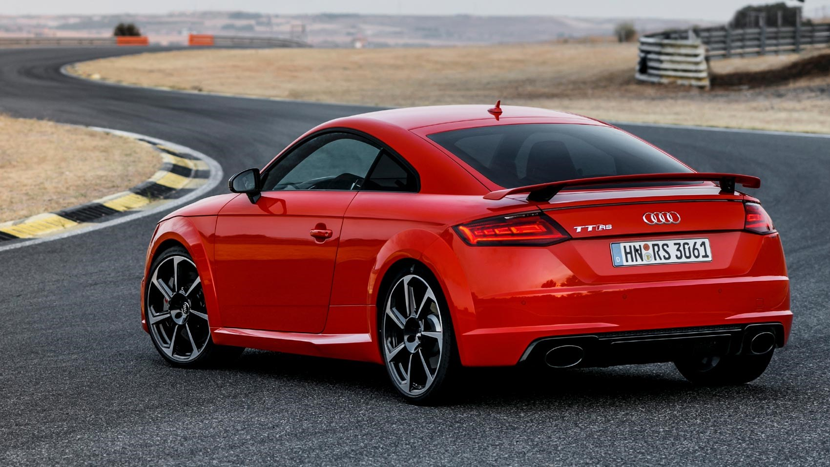 audi tt rs coupe (2016) reviewcar magazine