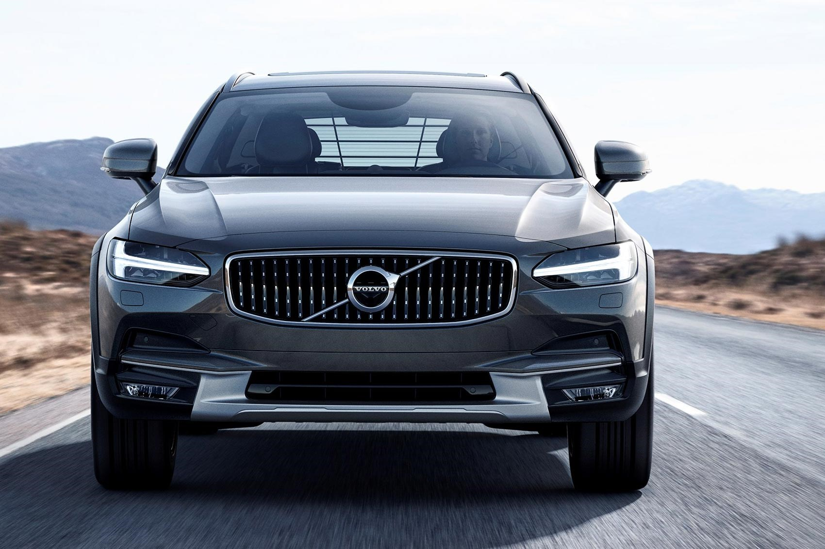 jacked premium volvo v90 cross country revealed by car magazine. Black Bedroom Furniture Sets. Home Design Ideas
