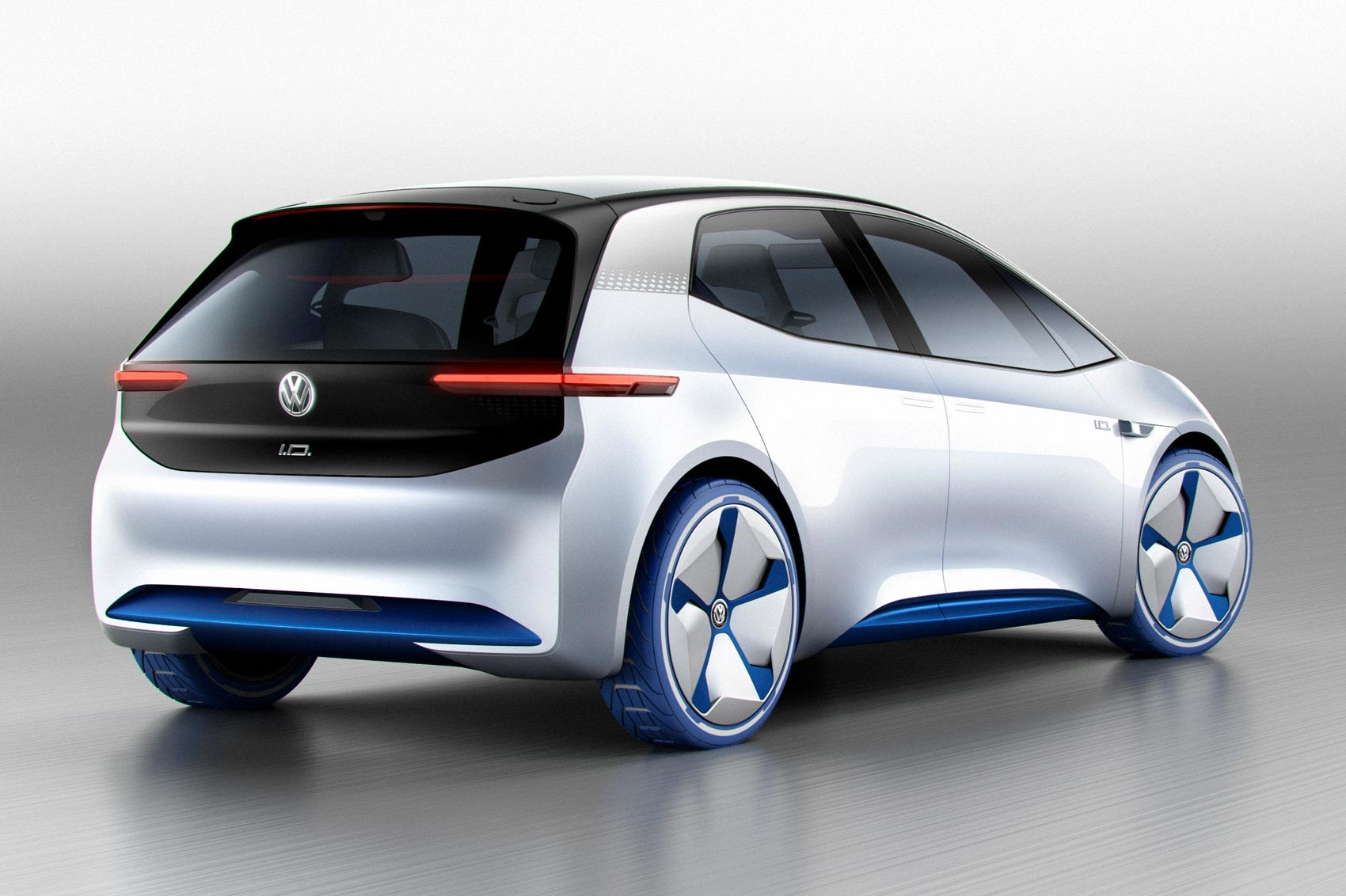 Visionary I.D. Heralds VW's All-electric Future