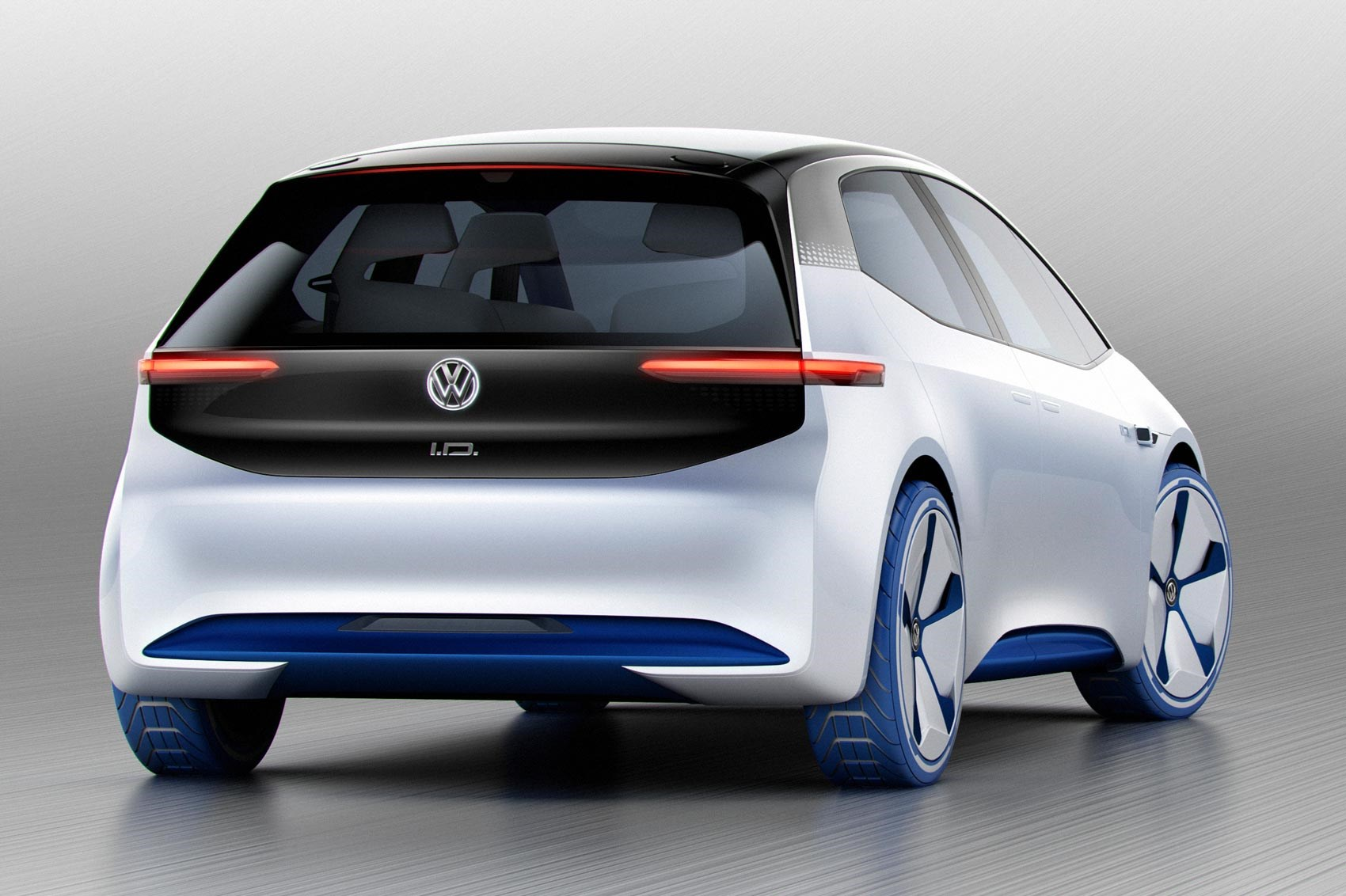A New Electric Concept Car From Vw