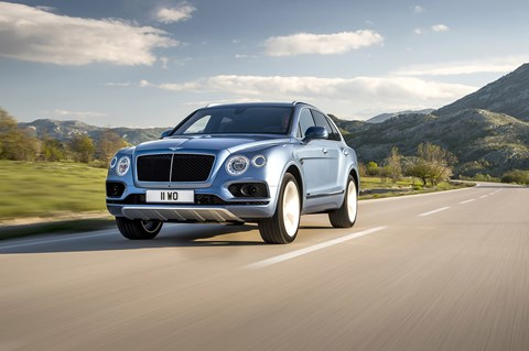 Meet the new 2017 Bentley Bentayga Diesel