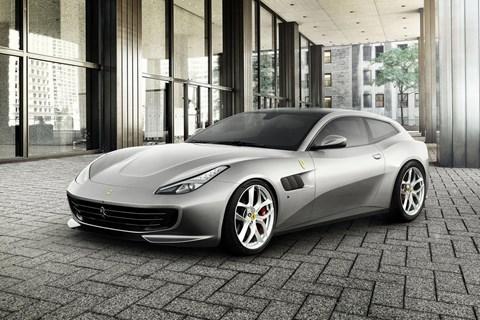 2016 Ferrari GTC4 Lusso T