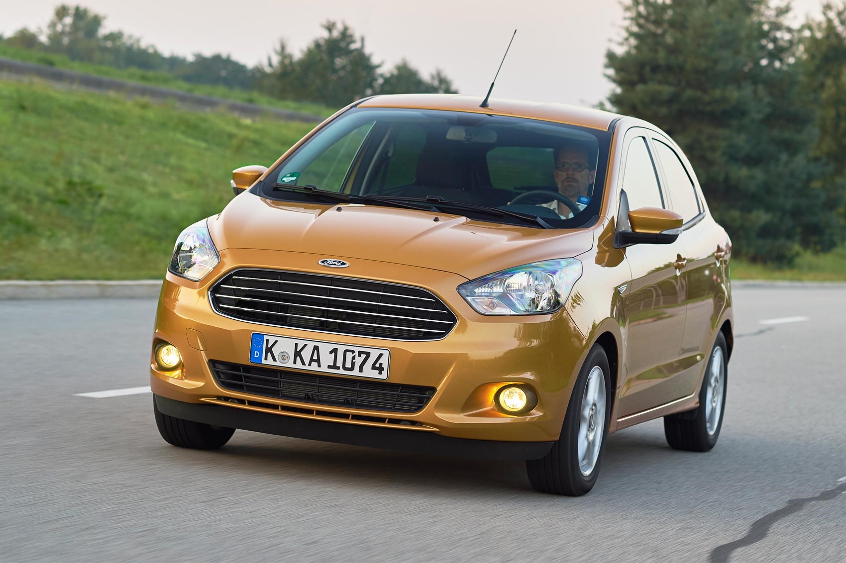 Ford Ka Ps Zetec  Review