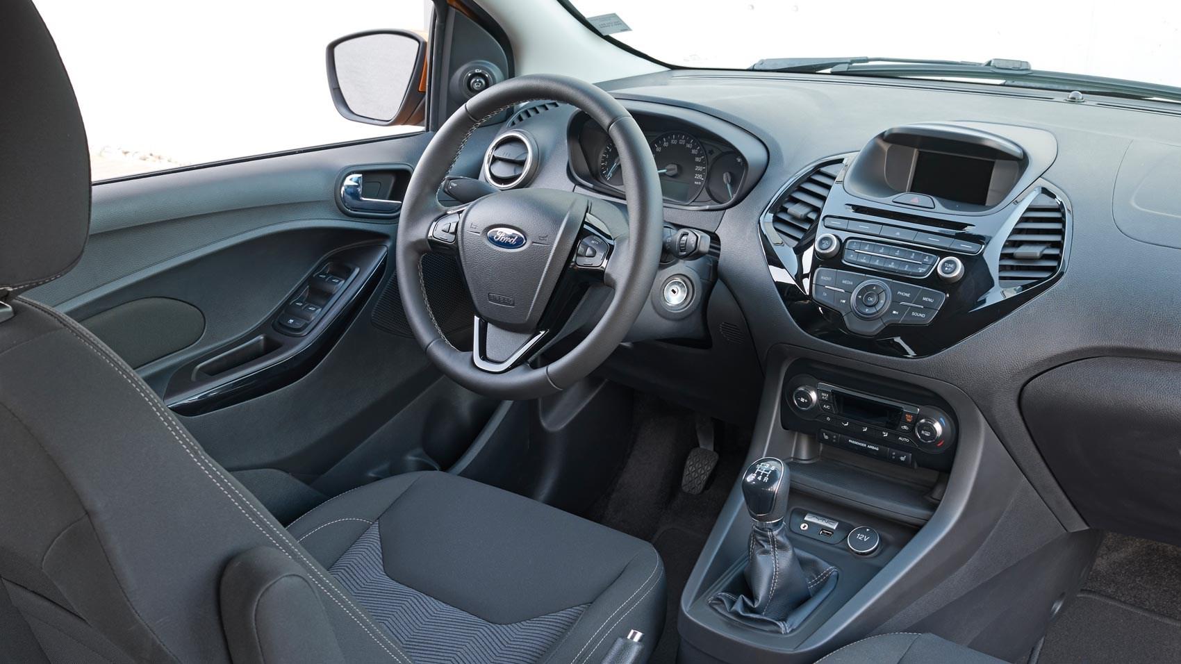 Ford Ka 1 2 85ps Zetec 2016 Review Car Magazine