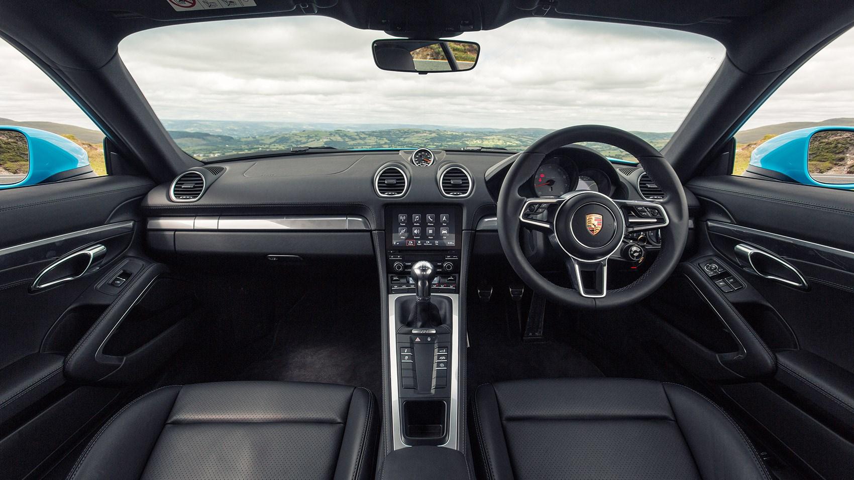 Porsche 718 Cayman S Review 2016 Car Magazine