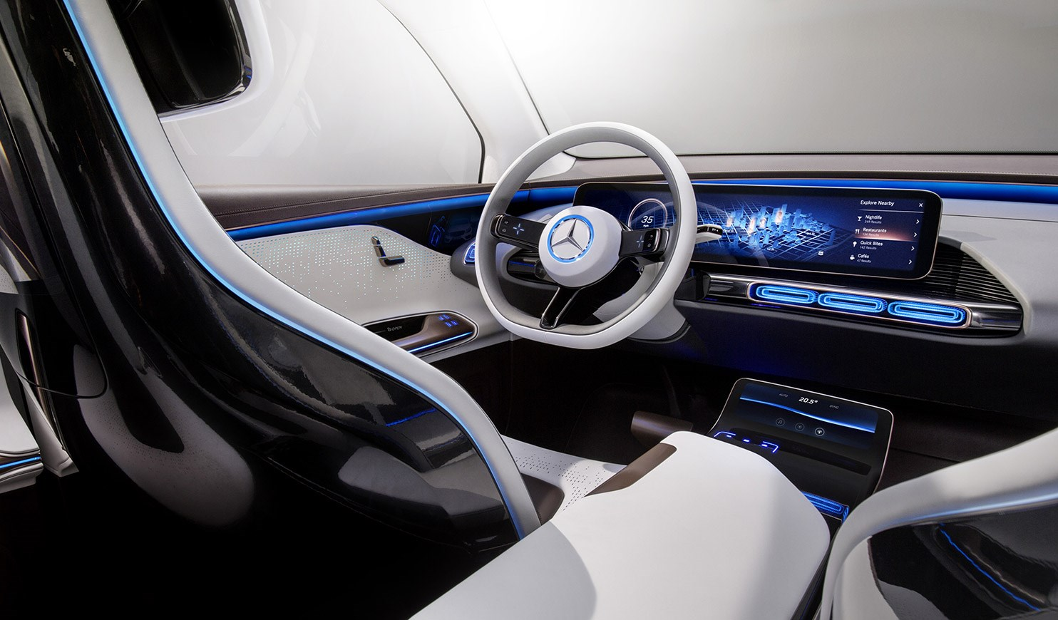 Mercedes Project I Moment Meet The New Generation Eq Electric