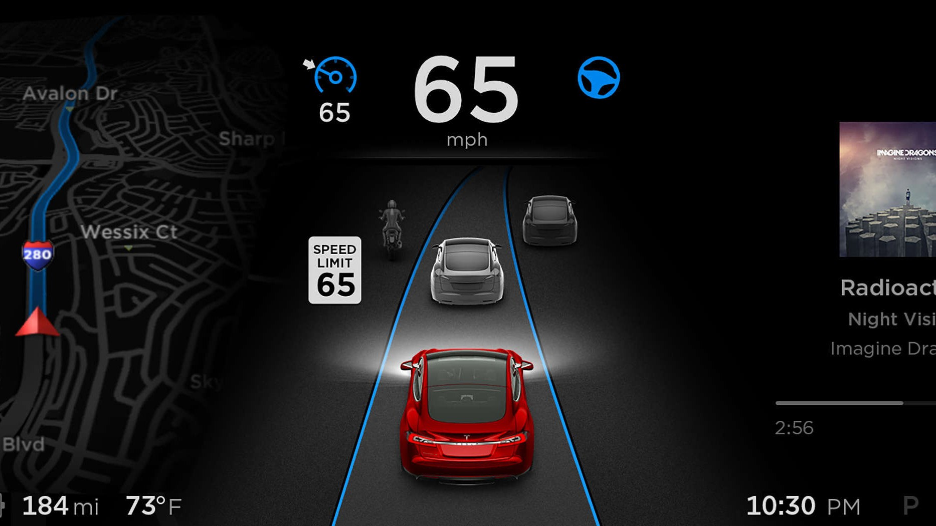 Tesla Motors Inc (NASDAQ:TSLA) Model S Race Car Revealed In Ibiza