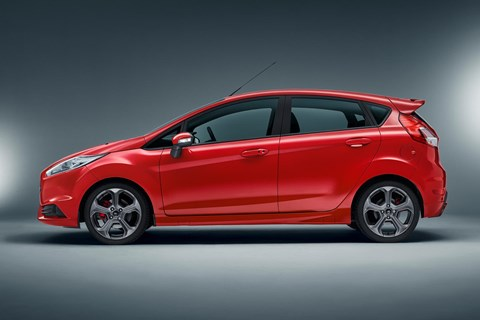 Ford introduces the European Fiesta ST with five doors