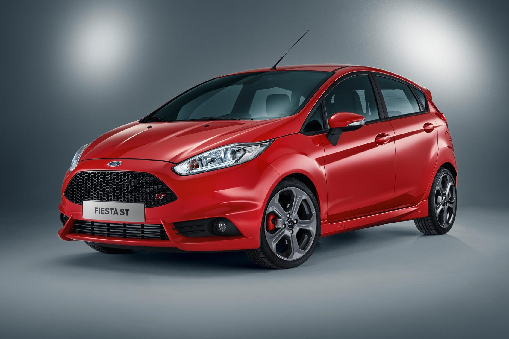 2016 Ford Fiesta St Five Door