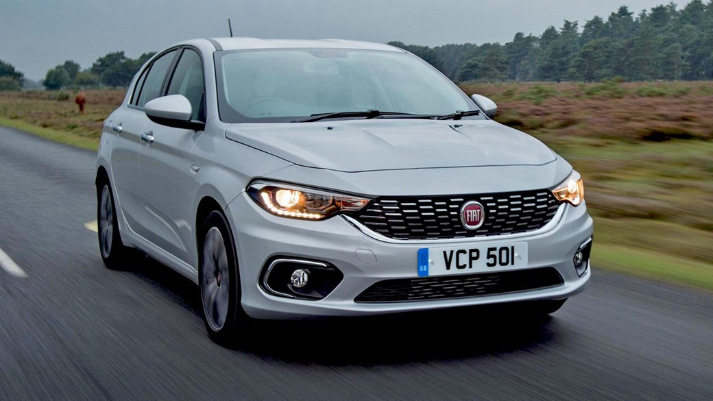 Fiat Tipo 16 Multijet 120 Lounge 2016 Review Car Magazine