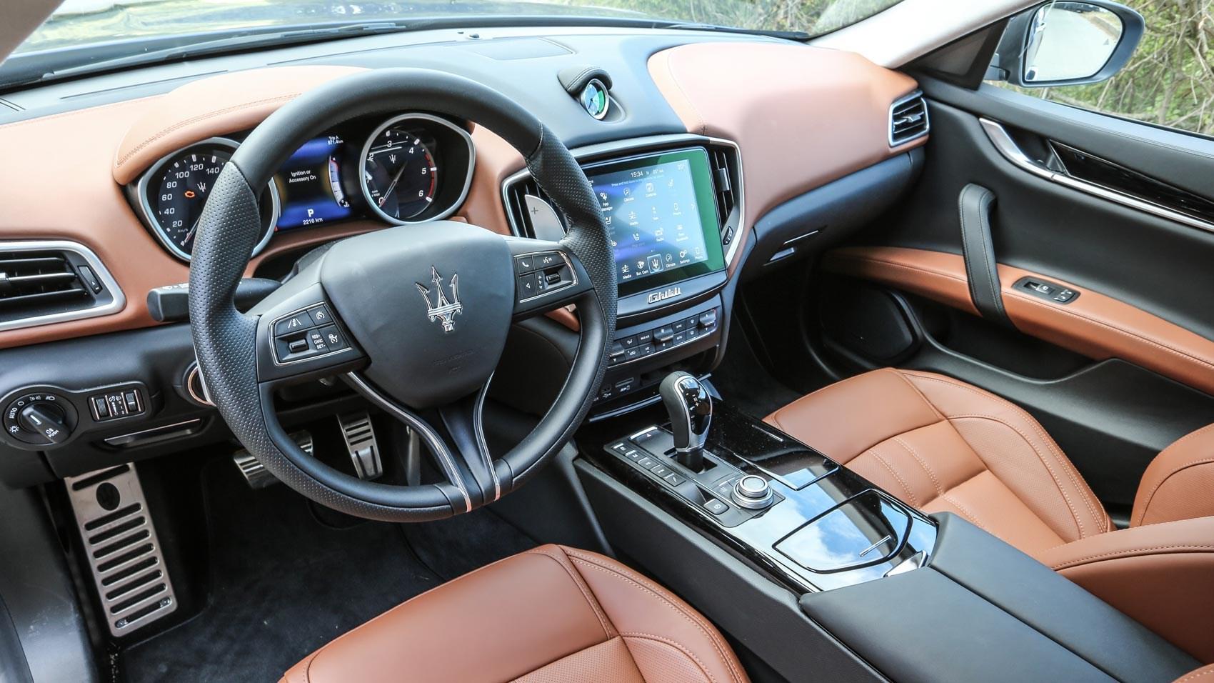 Maserati Ghibli Diesel (2016) review | CAR Magazine