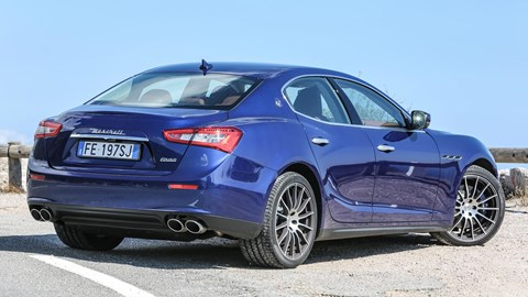 maserati ghibli (2018) reviewcar magazine