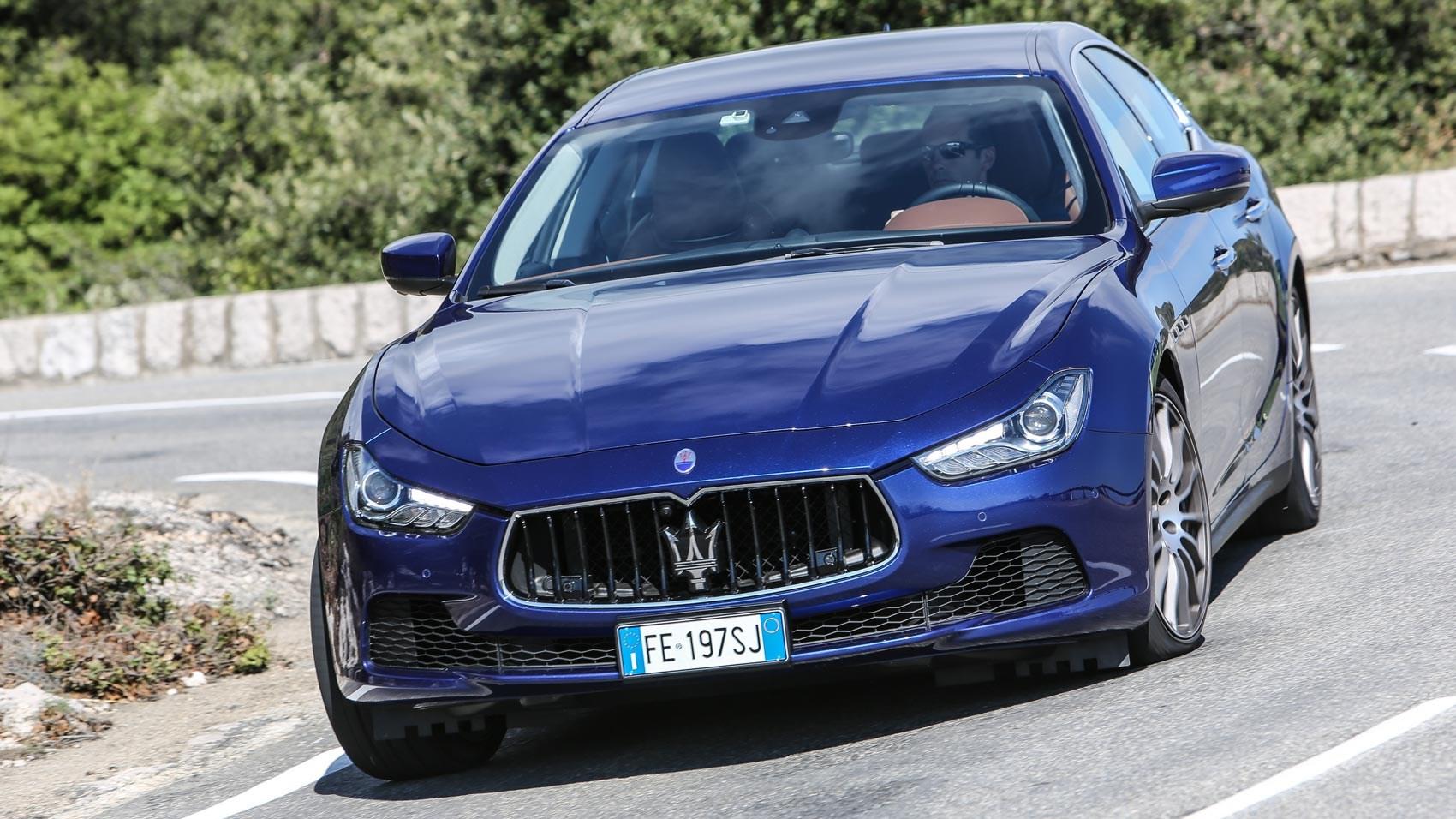 Maserati Ghibli Lease >> Maserati Ghibli Diesel (2016) review | CAR Magazine