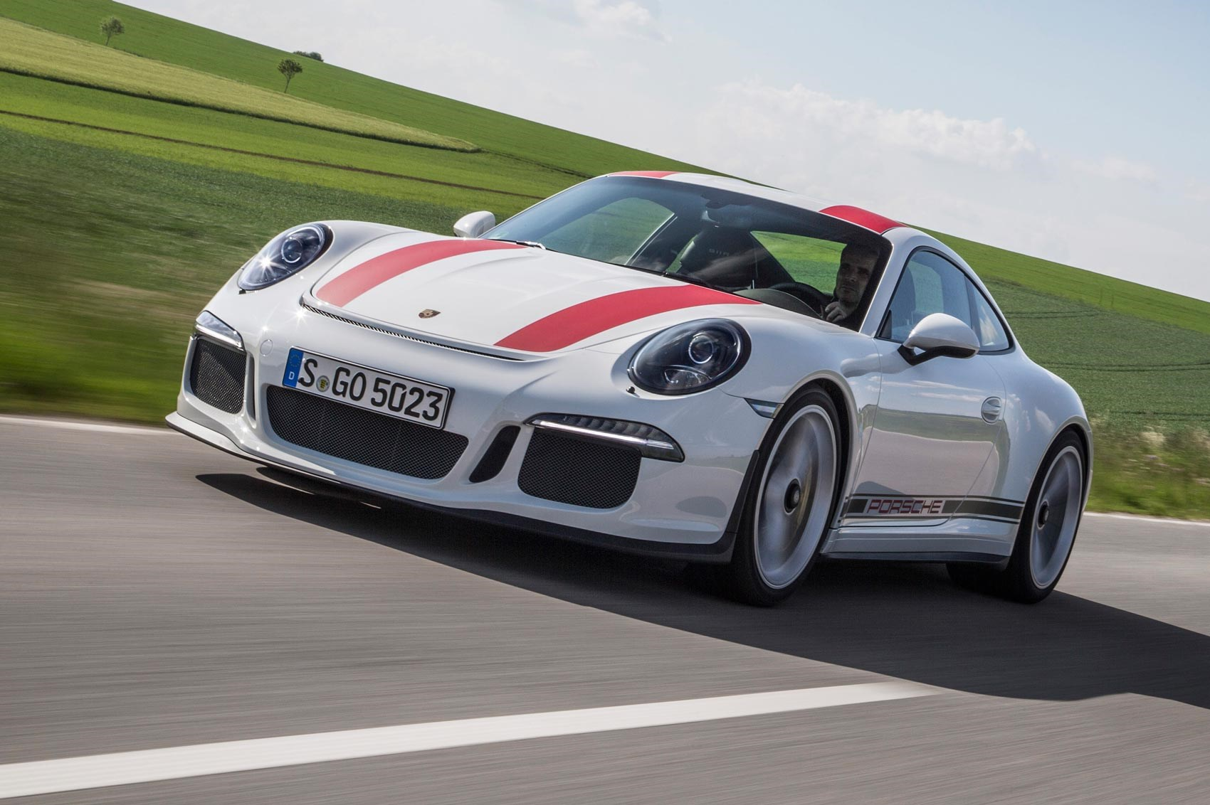 porsche 911 r 2016 review by car magazine. Black Bedroom Furniture Sets. Home Design Ideas