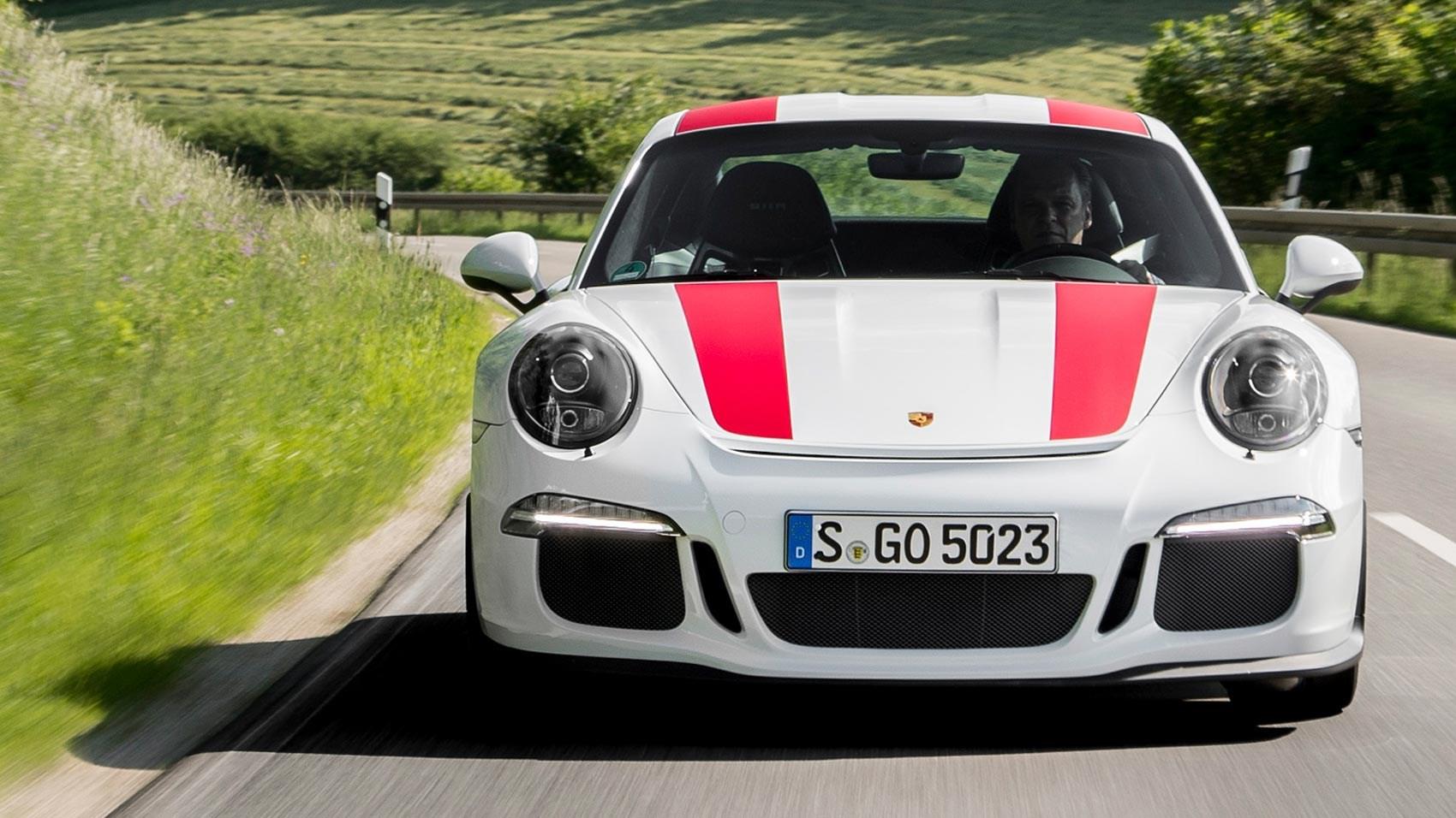 Porsche 911 r 2016 review by car magazine 2016 porsche 911 r sciox Images