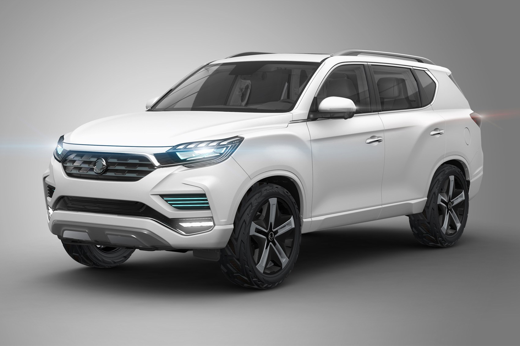 View all SsangYong Rexton Cars for Sale