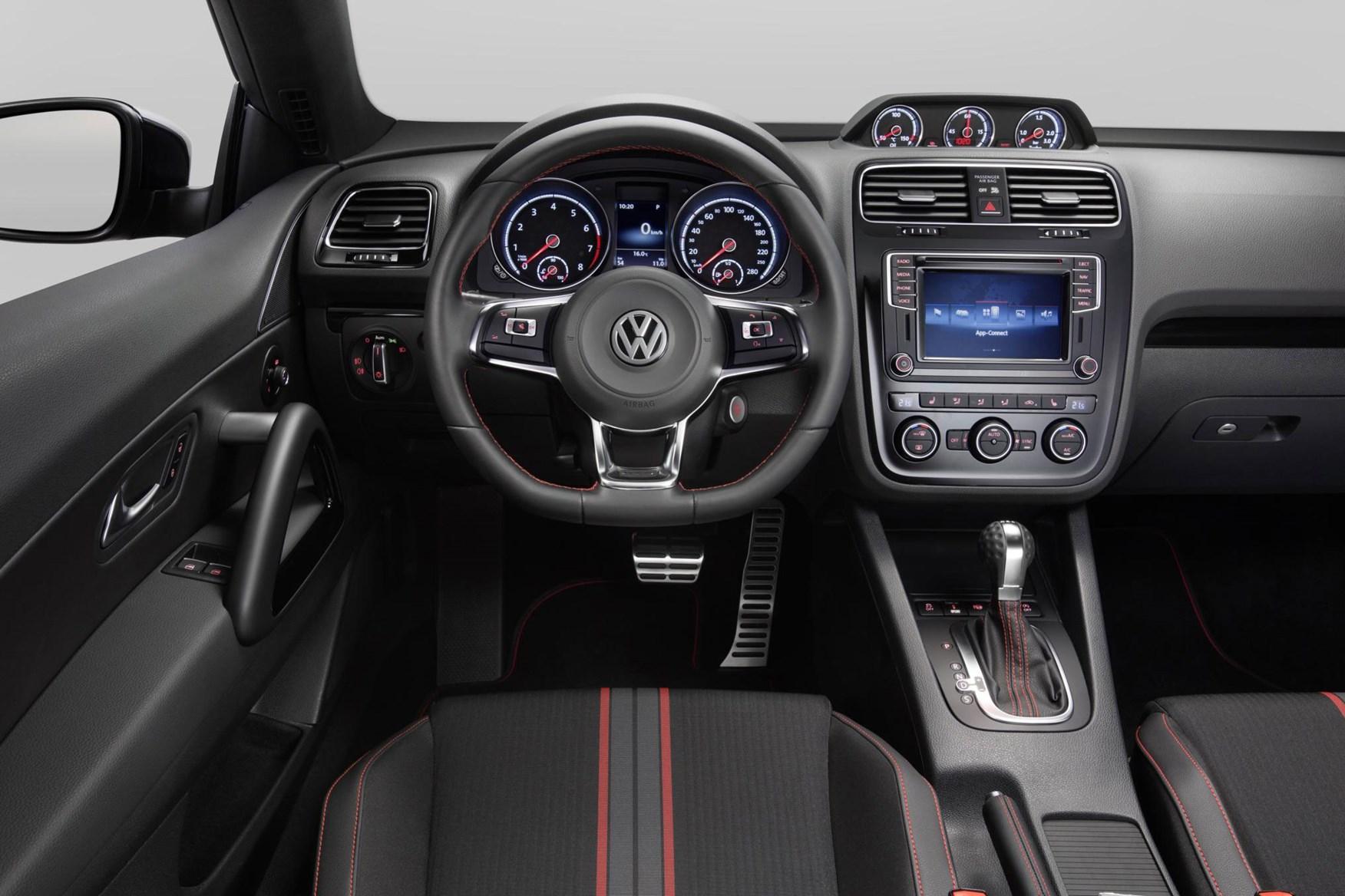 VW Scirocco by CAR Magazine