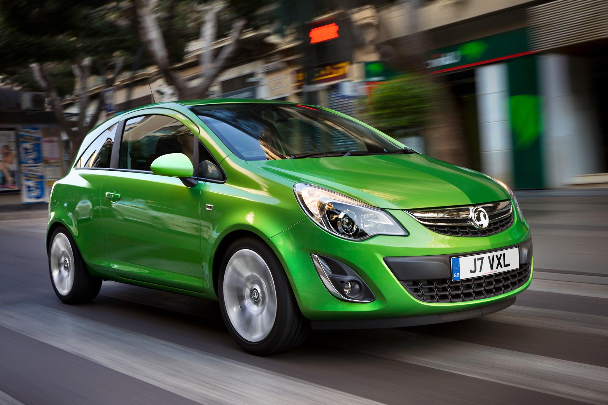 Vauxhall Corsa | CAR Magazine