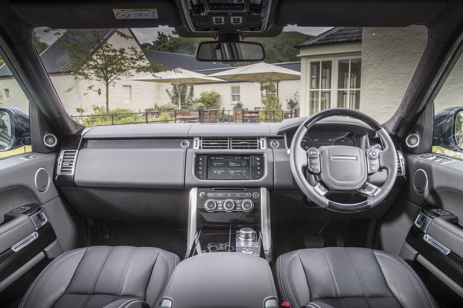 Range Rover By Car Magazine