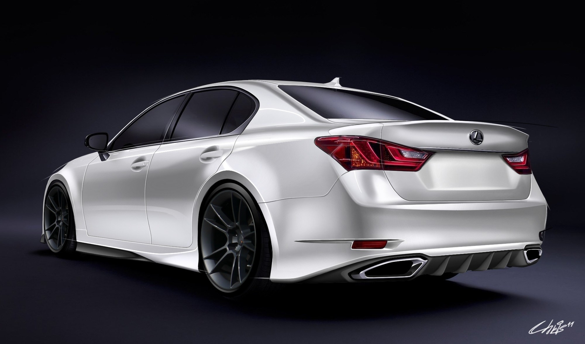 Lexus Gs Lease >> Lexus GS | CAR Magazine