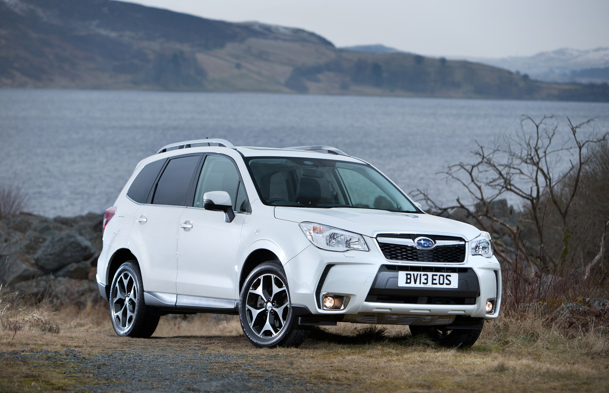 Subaru Forester Car Magazine