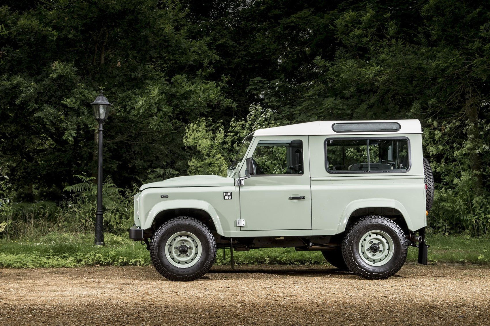 Land Rover Defender by CAR Magazine