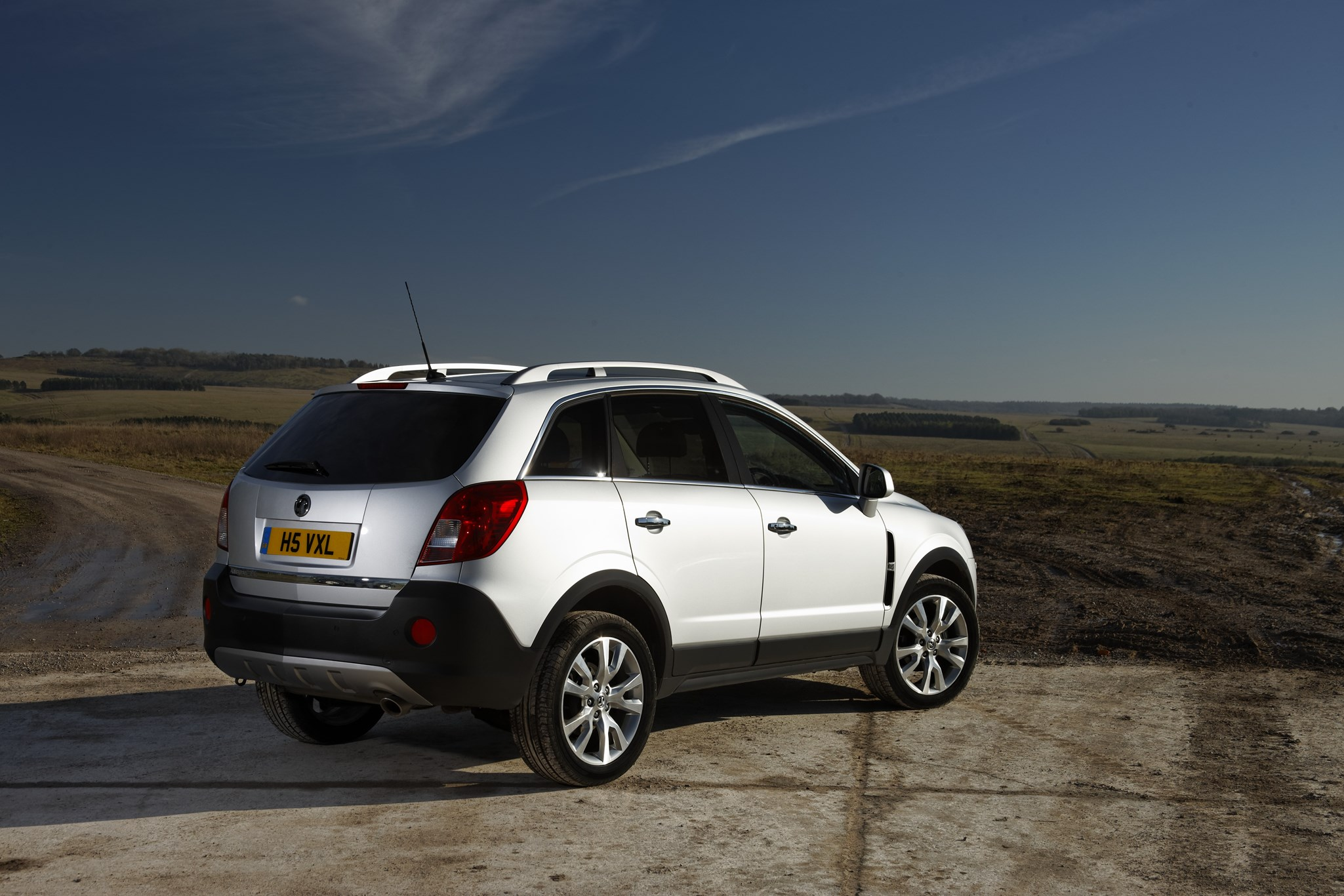 Chevrolet Lease Deals >> Vauxhall Antara | CAR Magazine