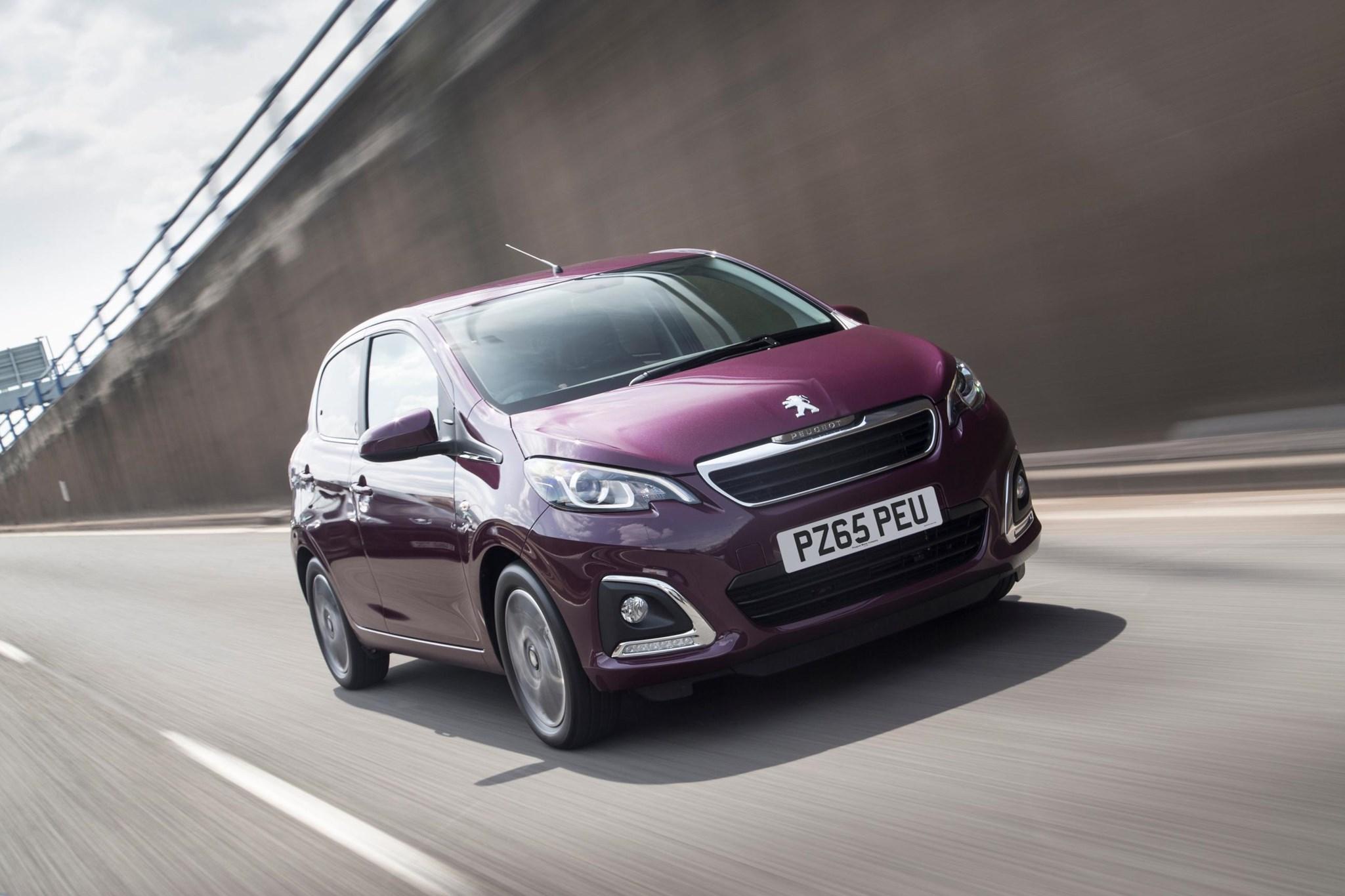 Peugeot 108 | CAR Magazine