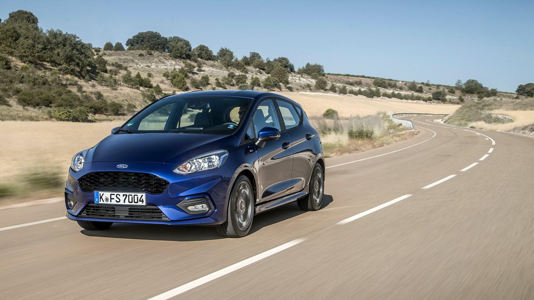 Ford Fiesta Car Magazine
