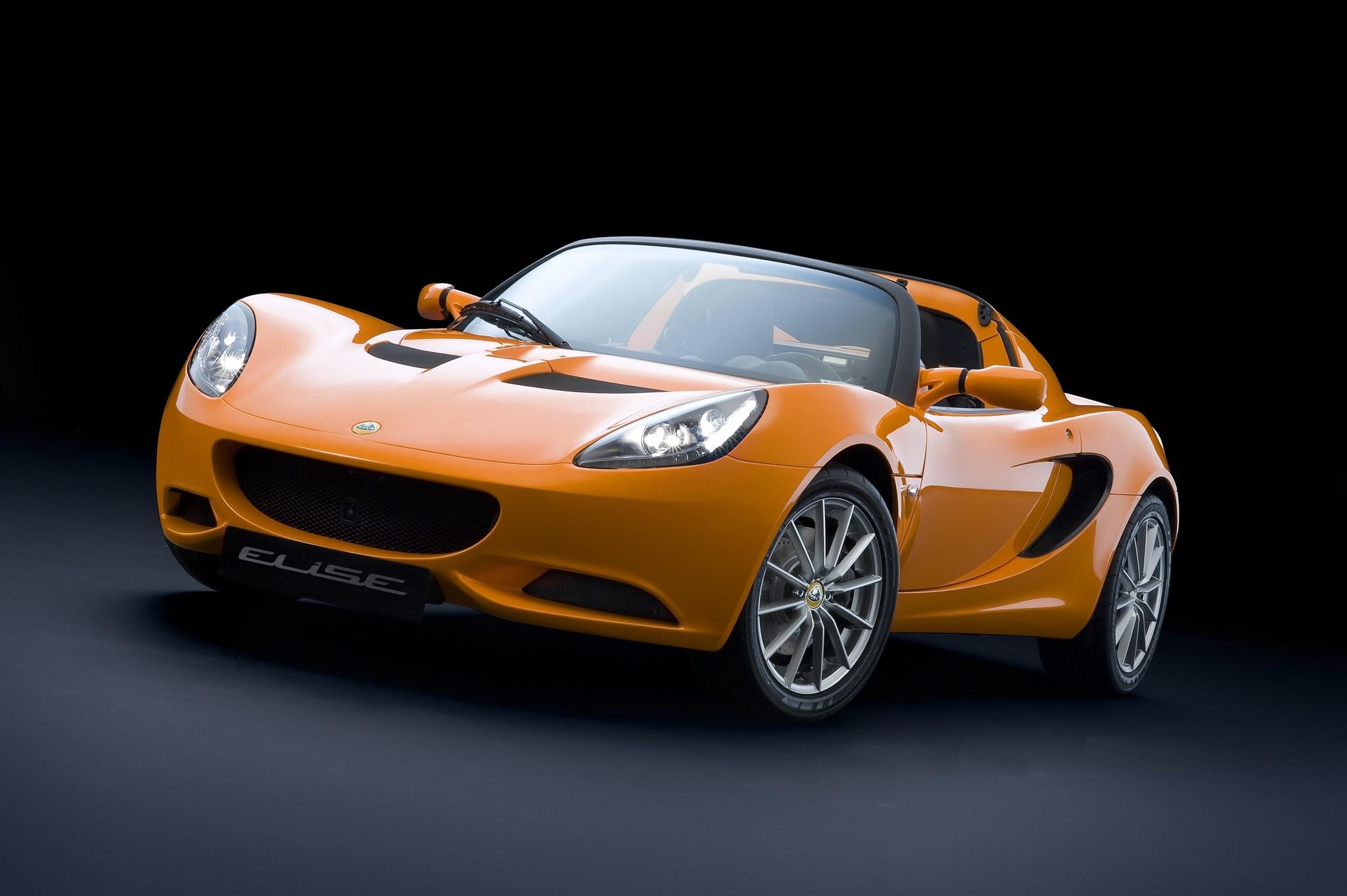 Lotus Elise Car Magazine